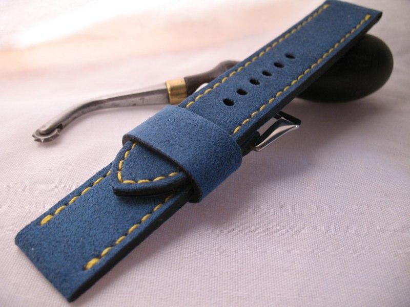 Blue jean look